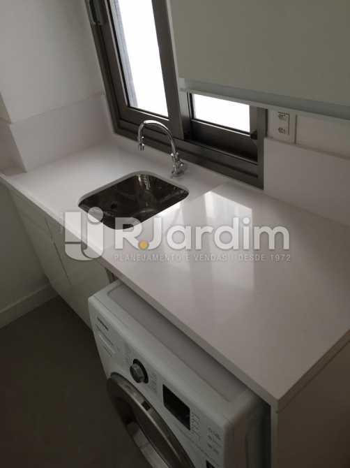 Lavanderia - Compra Venda Avaliação Imóveis Apartamento Ipanema 4 Suítes - LAAP40153 - 12