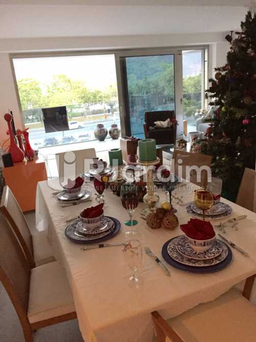 Sala de jantar - Compra Venda Avaliação Imóveis Apartamento Ipanema 4 Suítes - LAAP40153 - 3