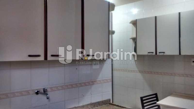 Cozinha  - Apartamento para alugar Avenida Epitácio Pessoa,Lagoa, Zona Sul,Rio de Janeiro - R$ 3.900 - LAAP30314 - 10