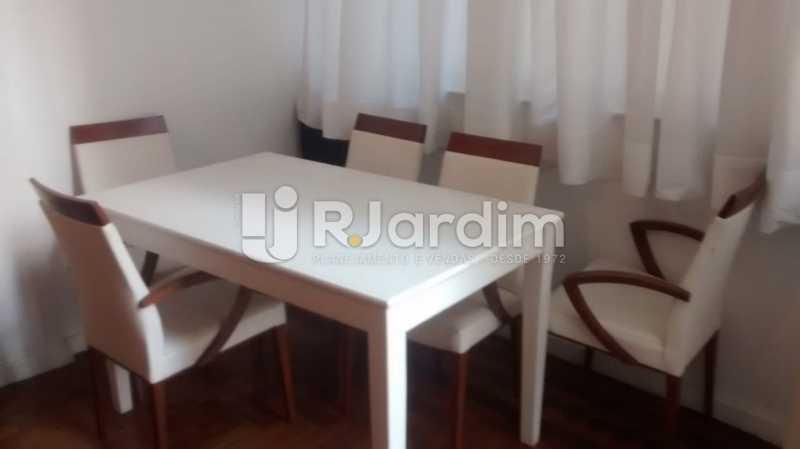 Sala  - Apartamento para alugar Avenida Epitácio Pessoa,Lagoa, Zona Sul,Rio de Janeiro - R$ 3.900 - LAAP30314 - 4