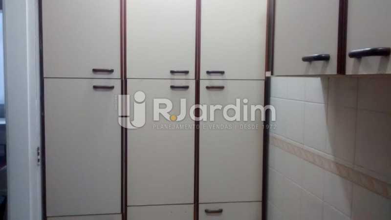 Cozinha  - Apartamento para alugar Avenida Epitácio Pessoa,Lagoa, Zona Sul,Rio de Janeiro - R$ 3.900 - LAAP30314 - 7
