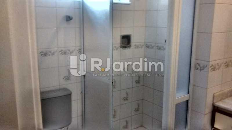 banheiro  - Apartamento para alugar Avenida Epitácio Pessoa,Lagoa, Zona Sul,Rio de Janeiro - R$ 3.900 - LAAP30314 - 5