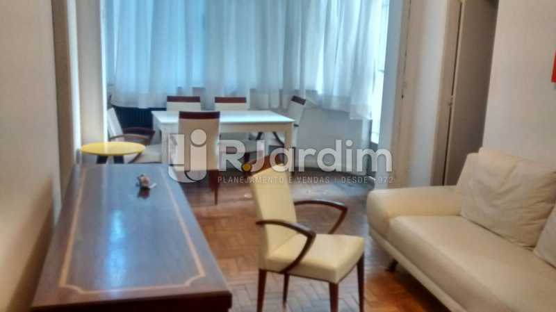 Sala  - Apartamento para alugar Avenida Epitácio Pessoa,Lagoa, Zona Sul,Rio de Janeiro - R$ 3.900 - LAAP30314 - 1