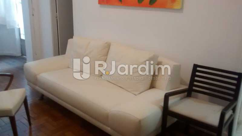 Sala  - Apartamento para alugar Avenida Epitácio Pessoa,Lagoa, Zona Sul,Rio de Janeiro - R$ 3.900 - LAAP30314 - 3