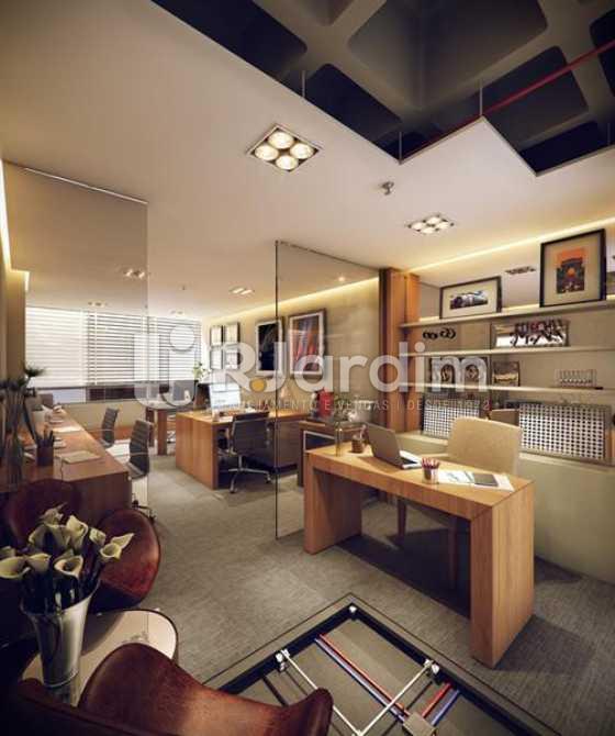 SALA COLUNA 3 - Lançamento Assembleia One Imóveis Compra e Venda Imóveis Comerciais Zona Centro Salas E Andares - LASL00035 - 10