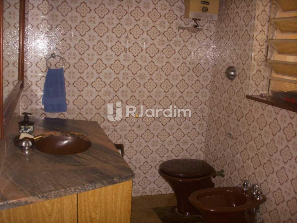 BANHEIRO - Casa Cosme Velho, Zona Sul,Rio de Janeiro, RJ À Venda, 9 Quartos, 948m² - LACA90001 - 19