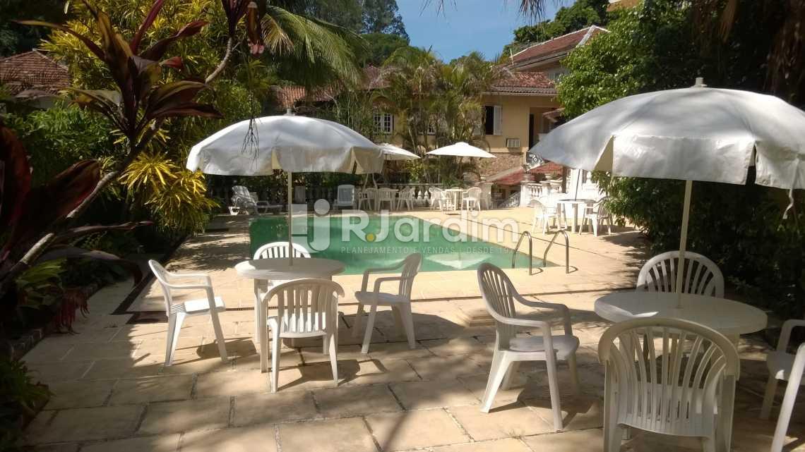 PISCINA - Casa Cosme Velho, Zona Sul,Rio de Janeiro, RJ À Venda, 9 Quartos, 948m² - LACA90001 - 28