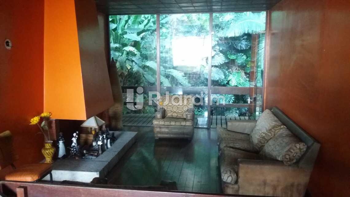 Lareira - Casa Jardim Botânico - LACA50004 - 3