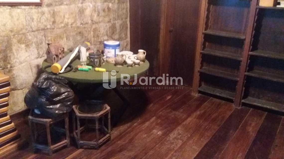 Sala de leitura - Casa Jardim Botânico - LACA50004 - 13