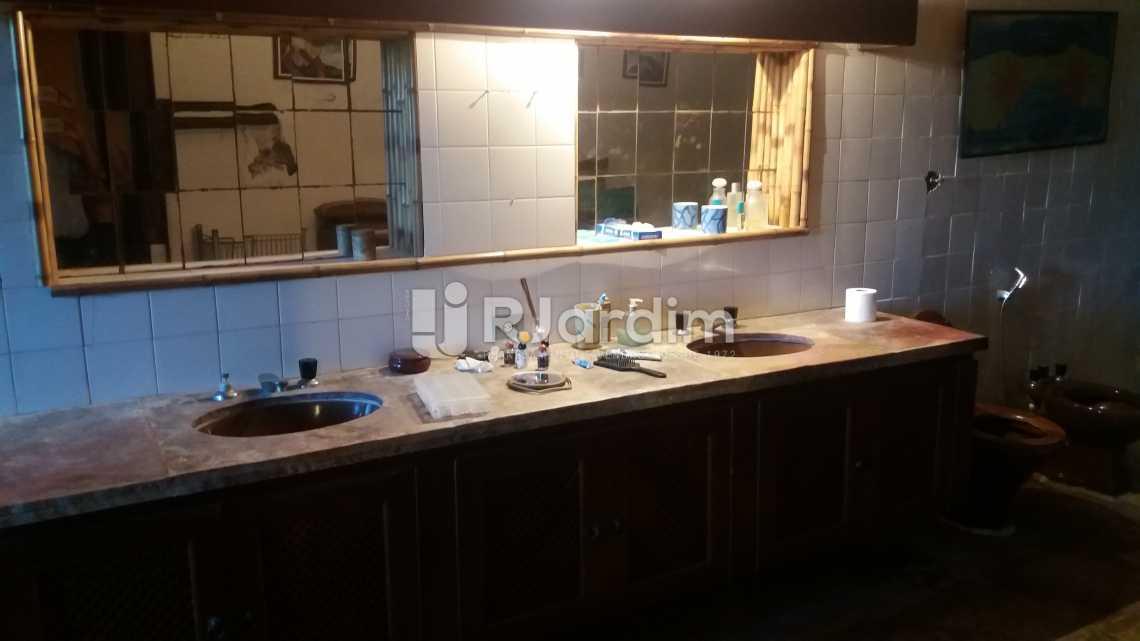 Banheiro  - Casa Jardim Botânico - LACA50004 - 16