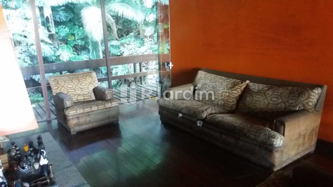Estar 2º piso - Casa Jardim Botânico - LACA50004 - 17