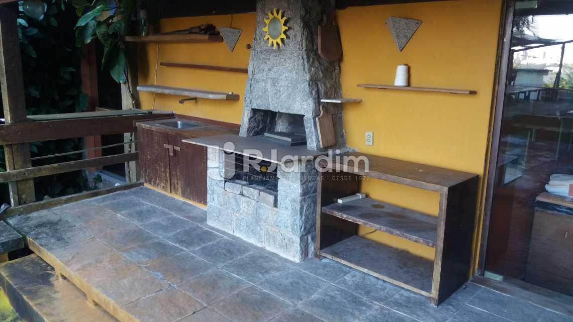 Churrasqueira - Casa Jardim Botânico - LACA50004 - 21