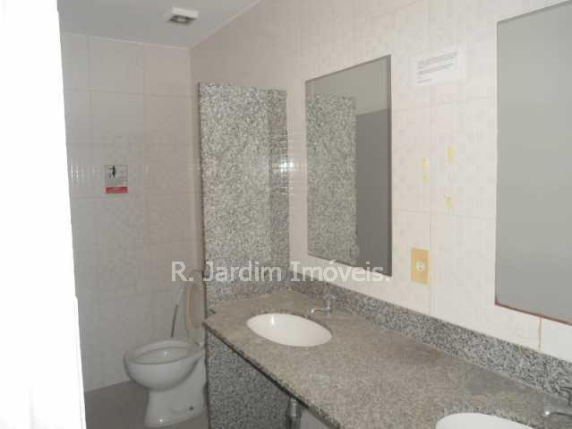 Banheiro Feminino - Andar PARA ALUGAR, Centro, Rio de Janeiro, RJ - LAAN00011 - 10