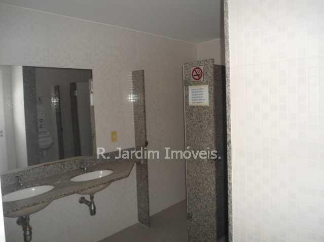 Banheiro Masculino - Andar PARA ALUGAR, Centro, Rio de Janeiro, RJ - LAAN00011 - 11