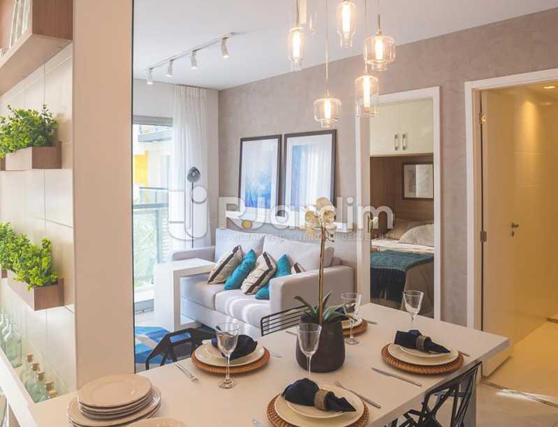 moodlaparjardim 9 - Apartamento Padrão Residencial À venda Centro Rio de Janeiro RJ - LAAP20248 - 10