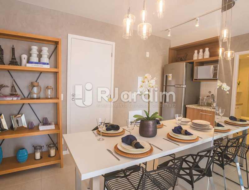 moodlaparjardim 10 - Apartamento Padrão Residencial À venda Centro Rio de Janeiro RJ - LAAP20248 - 11