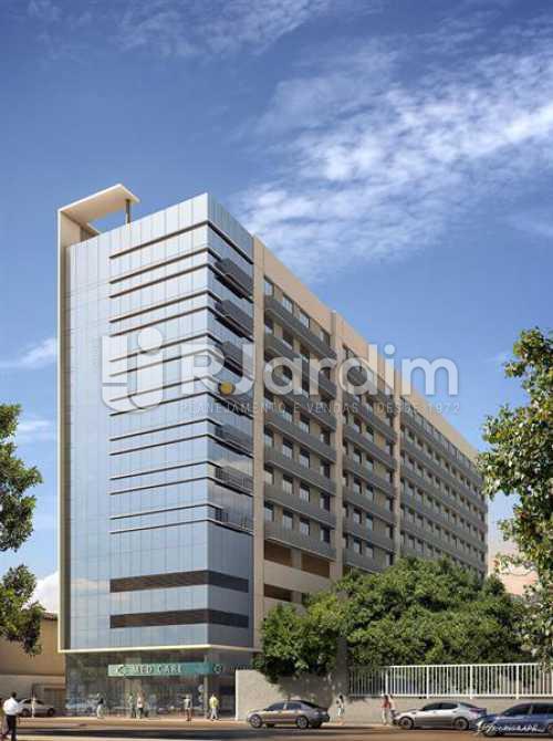FACHADA - Lançamento Quinta Park Imóveis Compra e Venda Imóveis Comerciais Zona Norte Salas E Andares - LASL00037 - 1