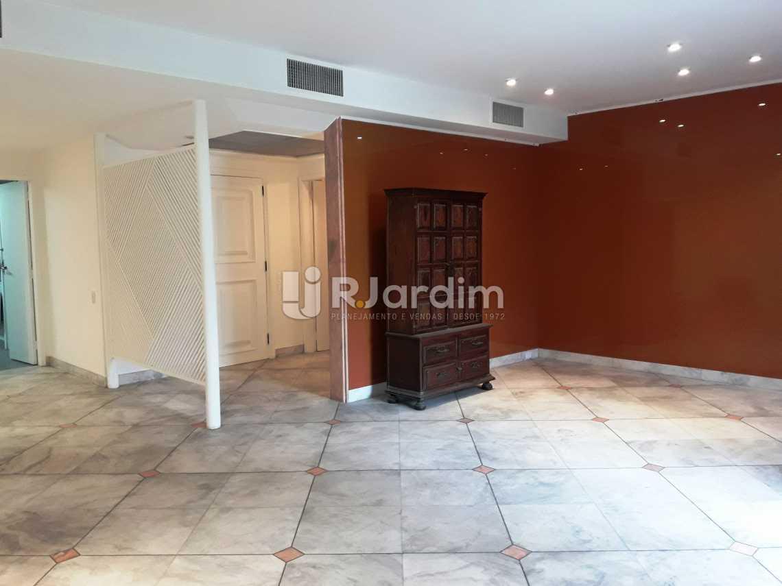Sala - Compra Venda Avaliação Imóveis Apartamento Leblon 3 Quartos - LAAP31192 - 5