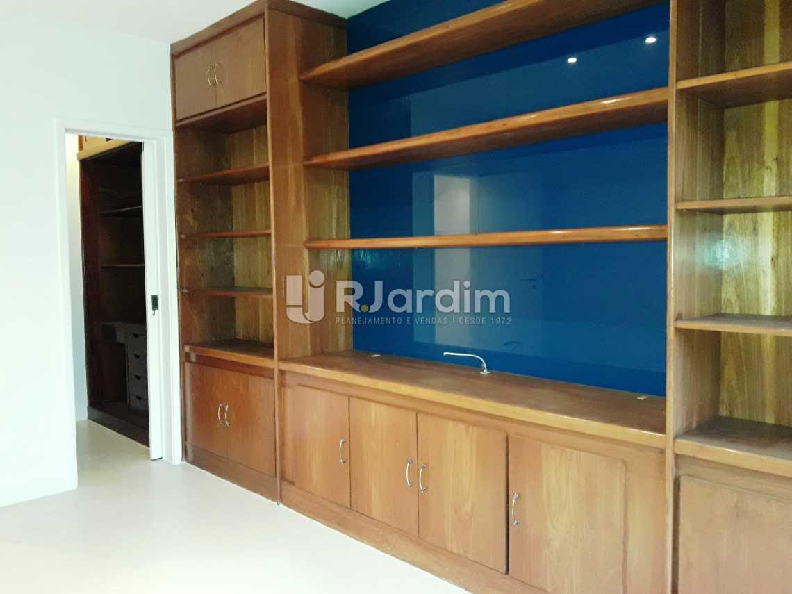 Escritorio - Compra Venda Avaliação Imóveis Apartamento Leblon 3 Quartos - LAAP31192 - 10