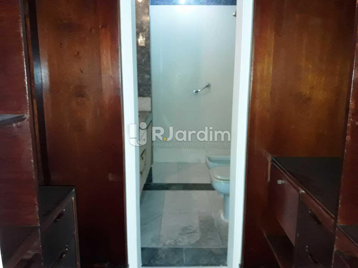 Closet - Compra Venda Avaliação Imóveis Apartamento Leblon 3 Quartos - LAAP31192 - 13
