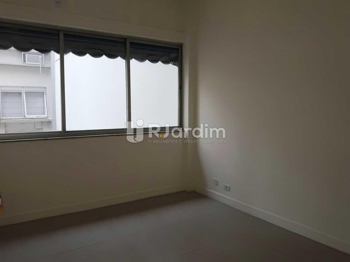 Quarto - Compra Venda Avaliação Imóveis Apartamento Leblon 3 Quartos - LAAP31192 - 16