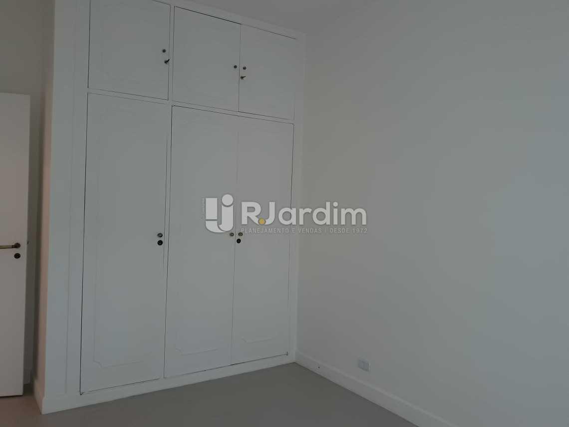 Quarto - Compra Venda Avaliação Imóveis Apartamento Leblon 3 Quartos - LAAP31192 - 17