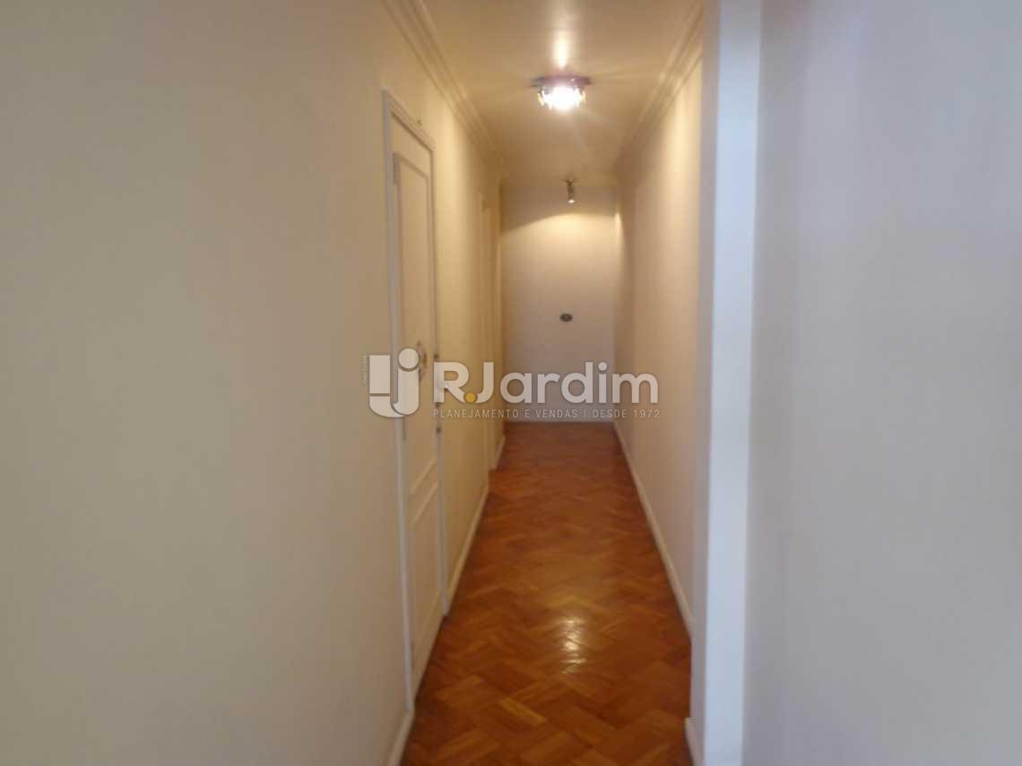 Corredor - Apartamento À VENDA, Copacabana, Rio de Janeiro, RJ - LAAP30345 - 5