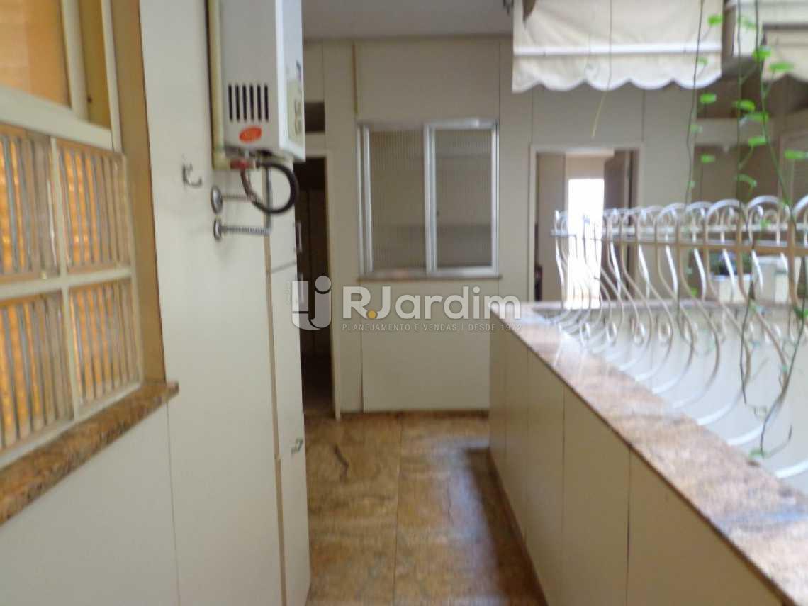 Àrea de Serviço - Apartamento À VENDA, Copacabana, Rio de Janeiro, RJ - LAAP30345 - 14