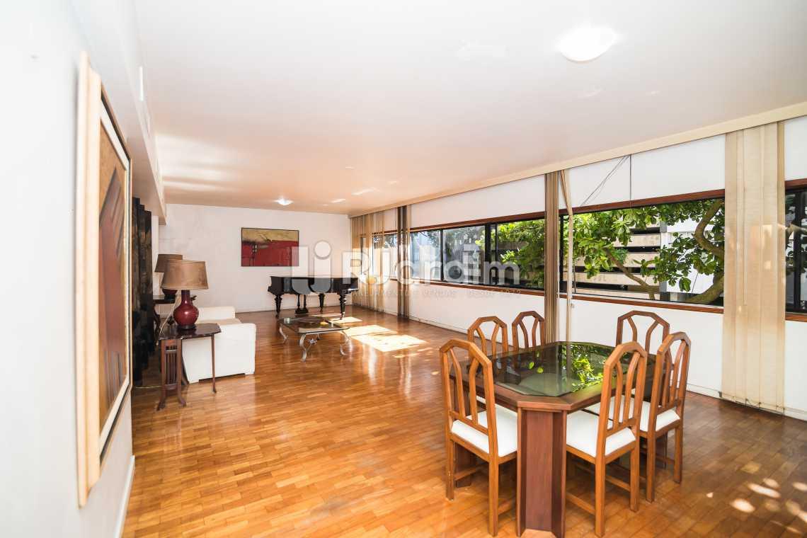 Sala - Compra Venda Avaliação Imóveis Apartamento Ipanema 3 Quartos - LAAP30350 - 3