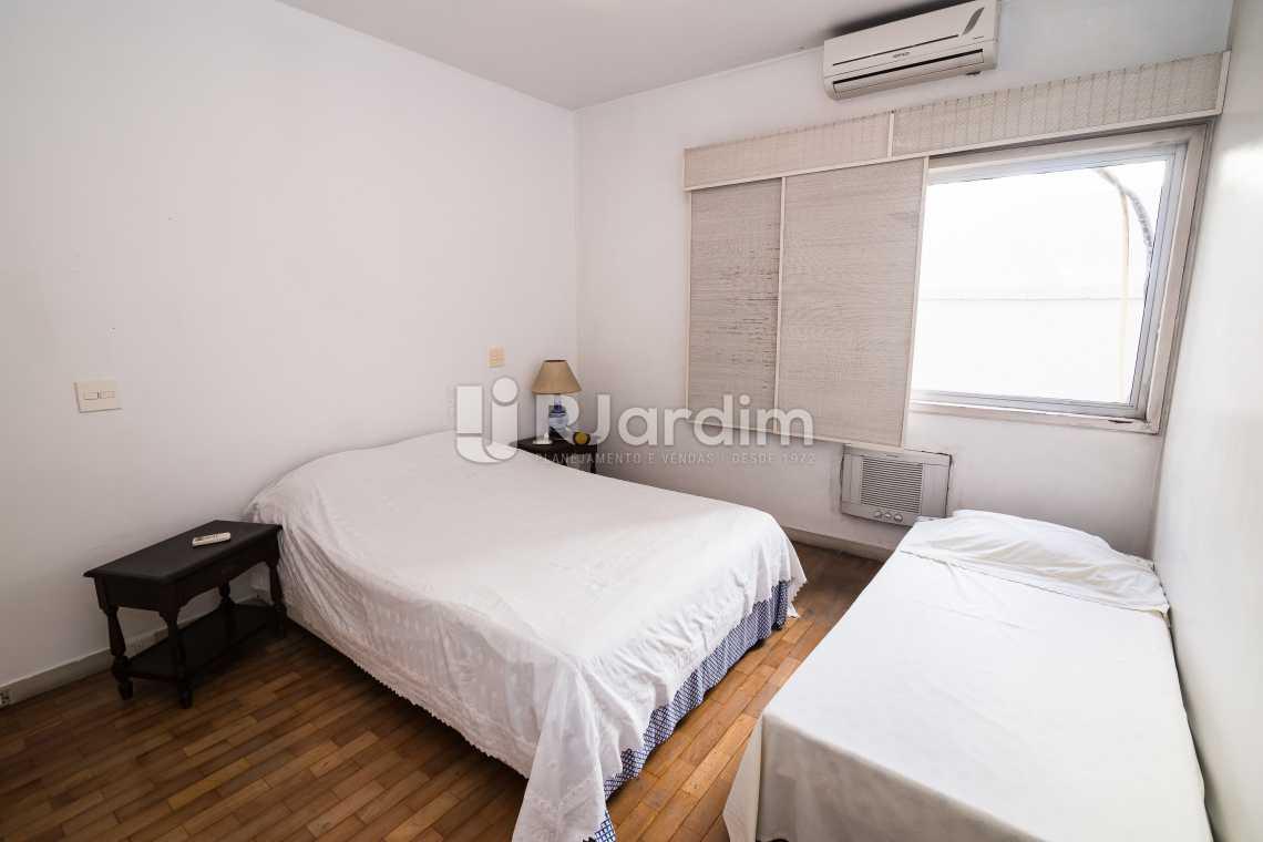 Quarto - Compra Venda Avaliação Imóveis Apartamento Ipanema 3 Quartos - LAAP30350 - 10