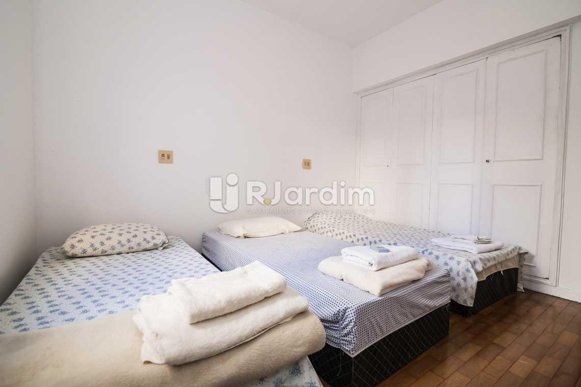 Quarto - Compra Venda Avaliação Imóveis Apartamento Ipanema 3 Quartos - LAAP30350 - 11