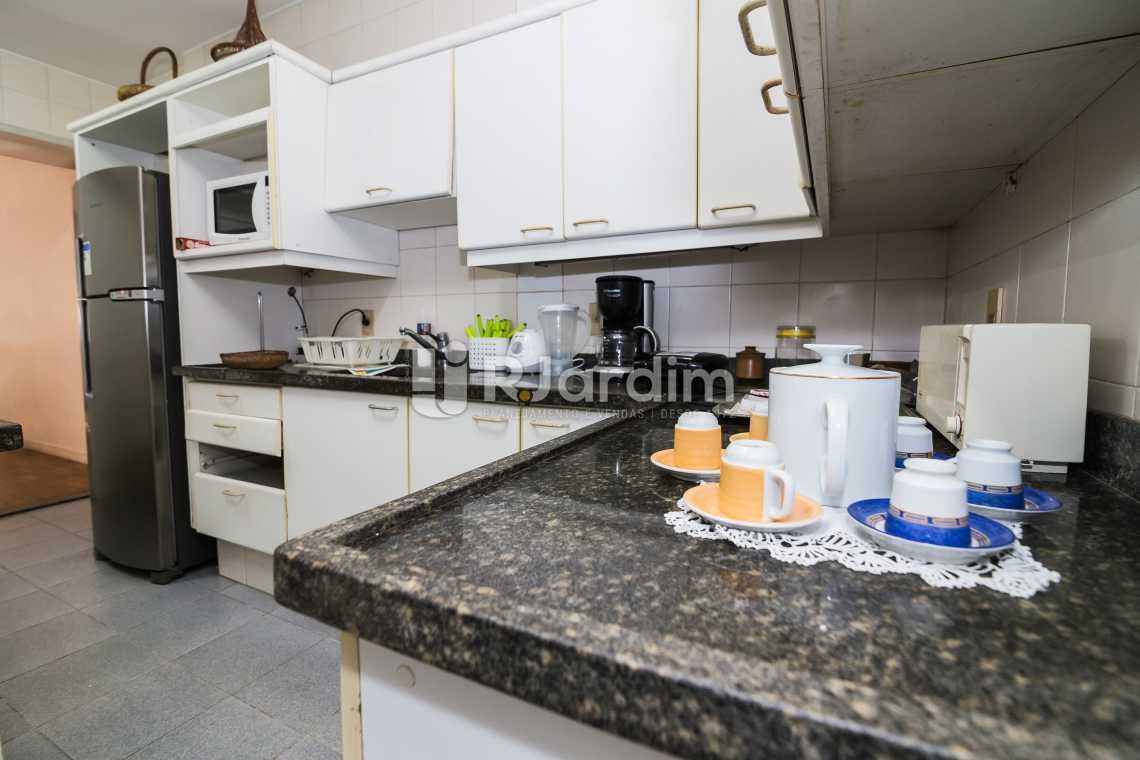 Cozinha - Compra Venda Avaliação Imóveis Apartamento Ipanema 3 Quartos - LAAP30350 - 15