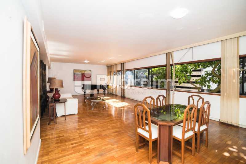Sala - Compra Venda Avaliação Imóveis Apartamento Ipanema 3 Quartos - LAAP30350 - 16