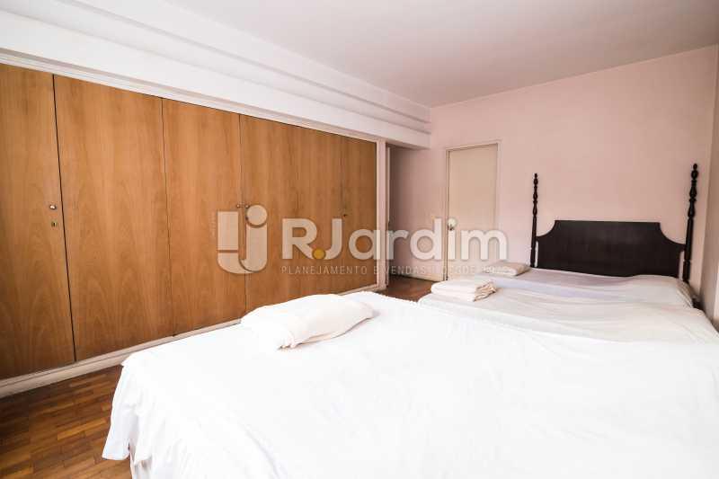 Quarto - Compra Venda Avaliação Imóveis Apartamento Ipanema 3 Quartos - LAAP30350 - 19