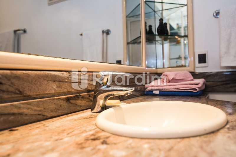 Lavabo - Compra Venda Avaliação Imóveis Apartamento Ipanema 3 Quartos - LAAP30350 - 21