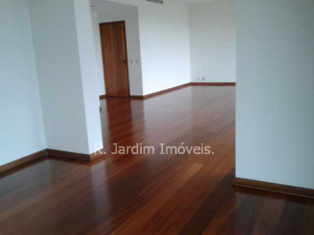 Sala TV - Apartamento Lagoa 3 Quartos Aluguel Administração Imóveis - LAAP30353 - 5