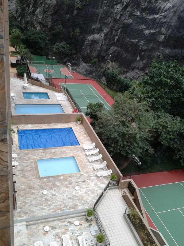 Piscinas - Apartamento Lagoa 3 Quartos Aluguel Administração Imóveis - LAAP30353 - 11
