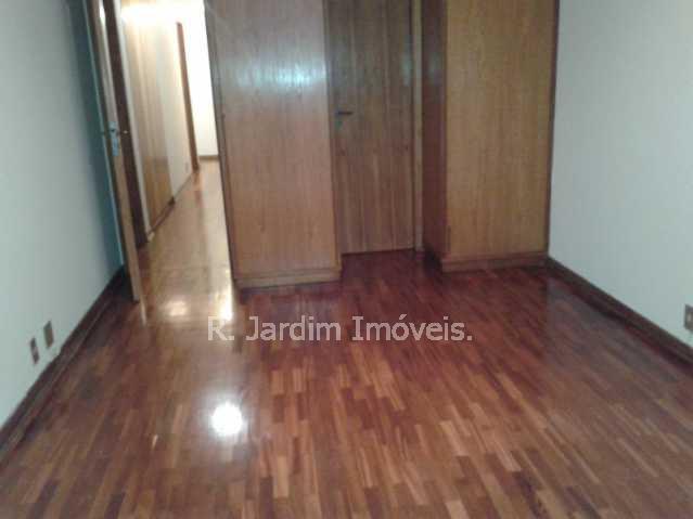 2 suíte - Apartamento Lagoa 3 Quartos Aluguel Administração Imóveis - LAAP30353 - 12