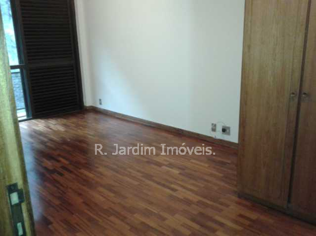 Suíte - Apartamento Lagoa 3 Quartos Aluguel Administração Imóveis - LAAP30353 - 13