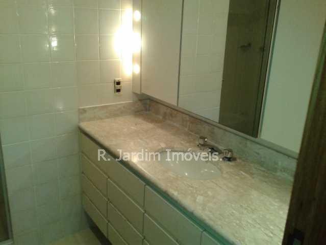Banheiro - Apartamento Lagoa 3 Quartos Aluguel Administração Imóveis - LAAP30353 - 15