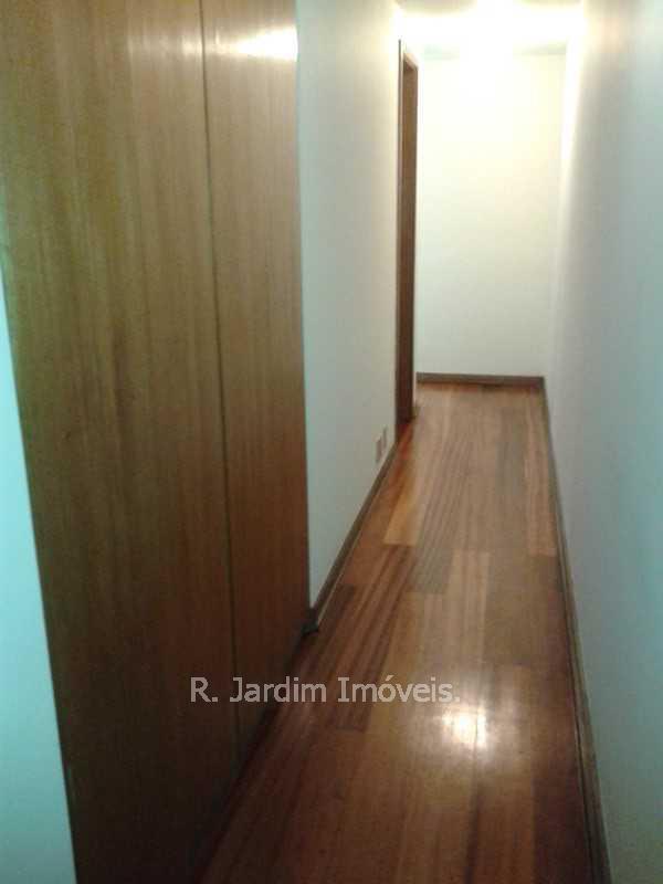 Circulação - Apartamento Lagoa 3 Quartos Aluguel Administração Imóveis - LAAP30353 - 16