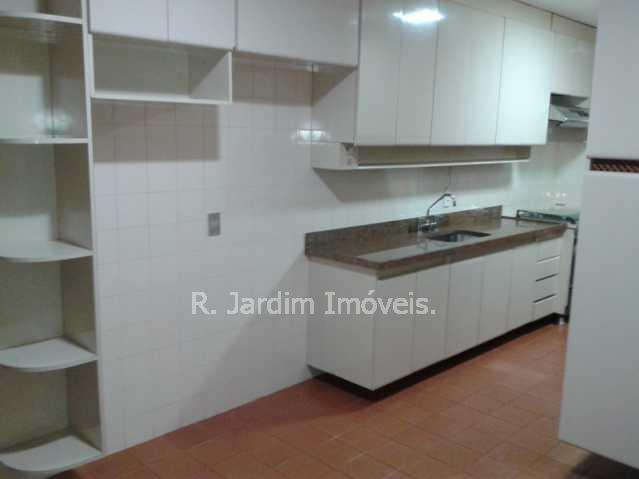 Cozinha - Apartamento Lagoa 3 Quartos Aluguel Administração Imóveis - LAAP30353 - 18