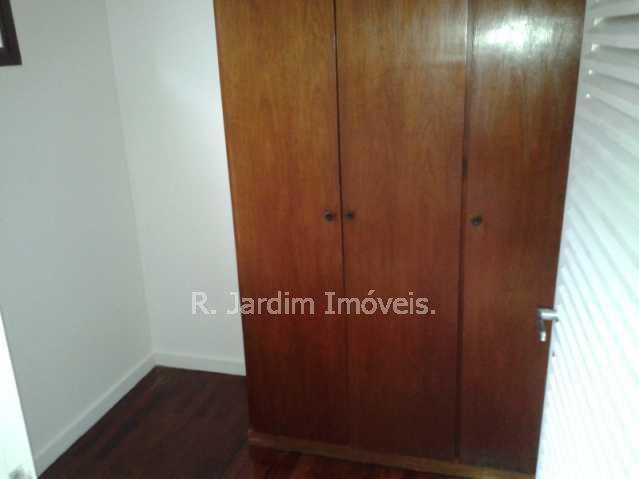 Dependência - Apartamento Lagoa 3 Quartos Aluguel Administração Imóveis - LAAP30353 - 21
