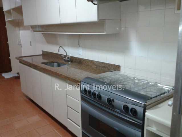 Cozinha - Apartamento Lagoa 3 Quartos Aluguel Administração Imóveis - LAAP30353 - 23