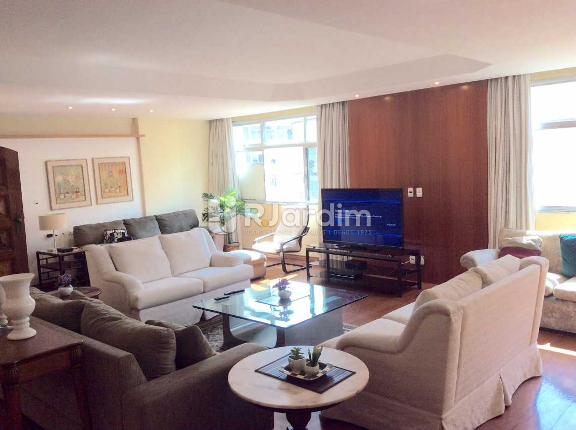 Sala - Apartamento PARA ALUGAR, Copacabana, Rio de Janeiro, RJ - LAAP40167 - 4
