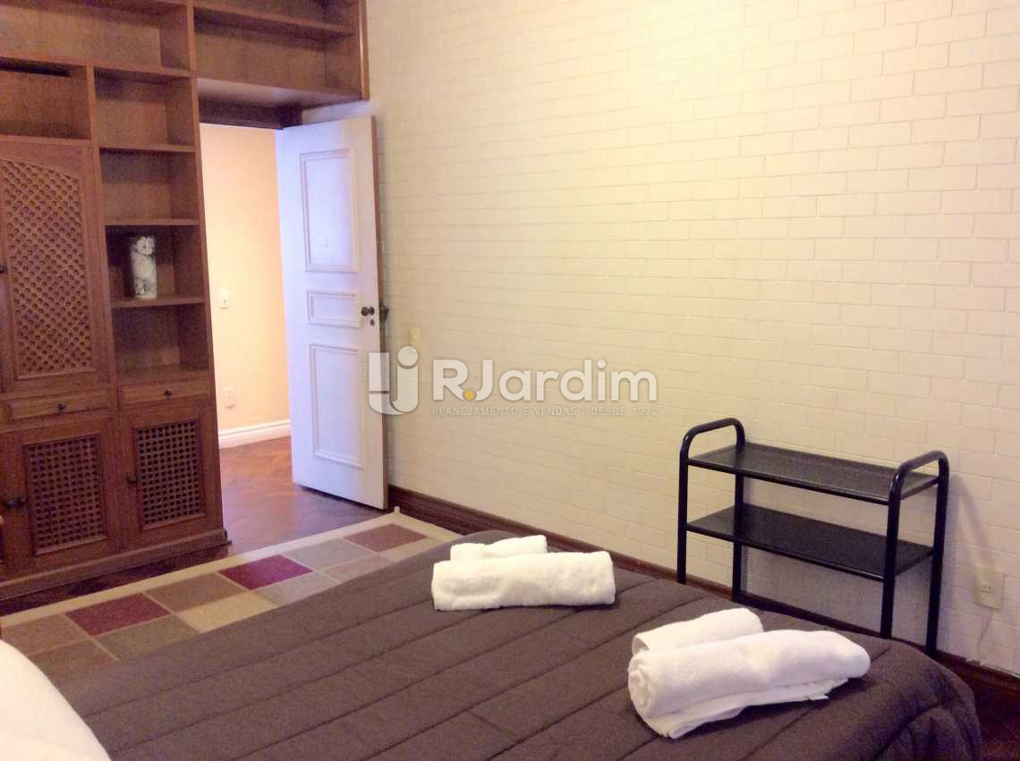 Quarto - Apartamento PARA ALUGAR, Copacabana, Rio de Janeiro, RJ - LAAP40167 - 12