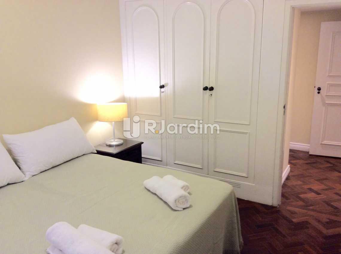 Quarto - Apartamento PARA ALUGAR, Copacabana, Rio de Janeiro, RJ - LAAP40167 - 14