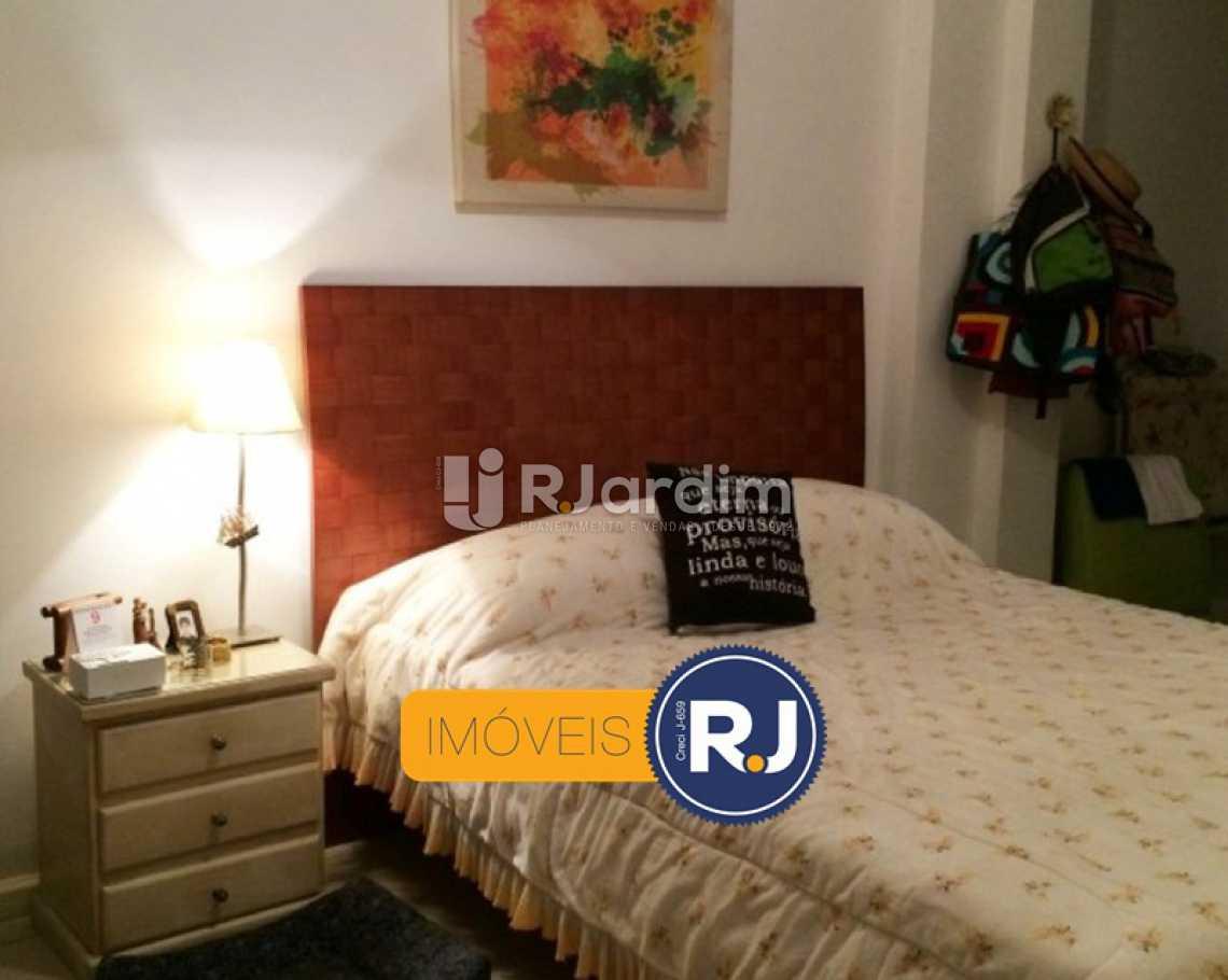 Quarto  - Apartamento à venda Rua Voluntários da Pátria,Botafogo, Zona Sul,Rio de Janeiro - R$ 1.000.000 - LAAP30363 - 9