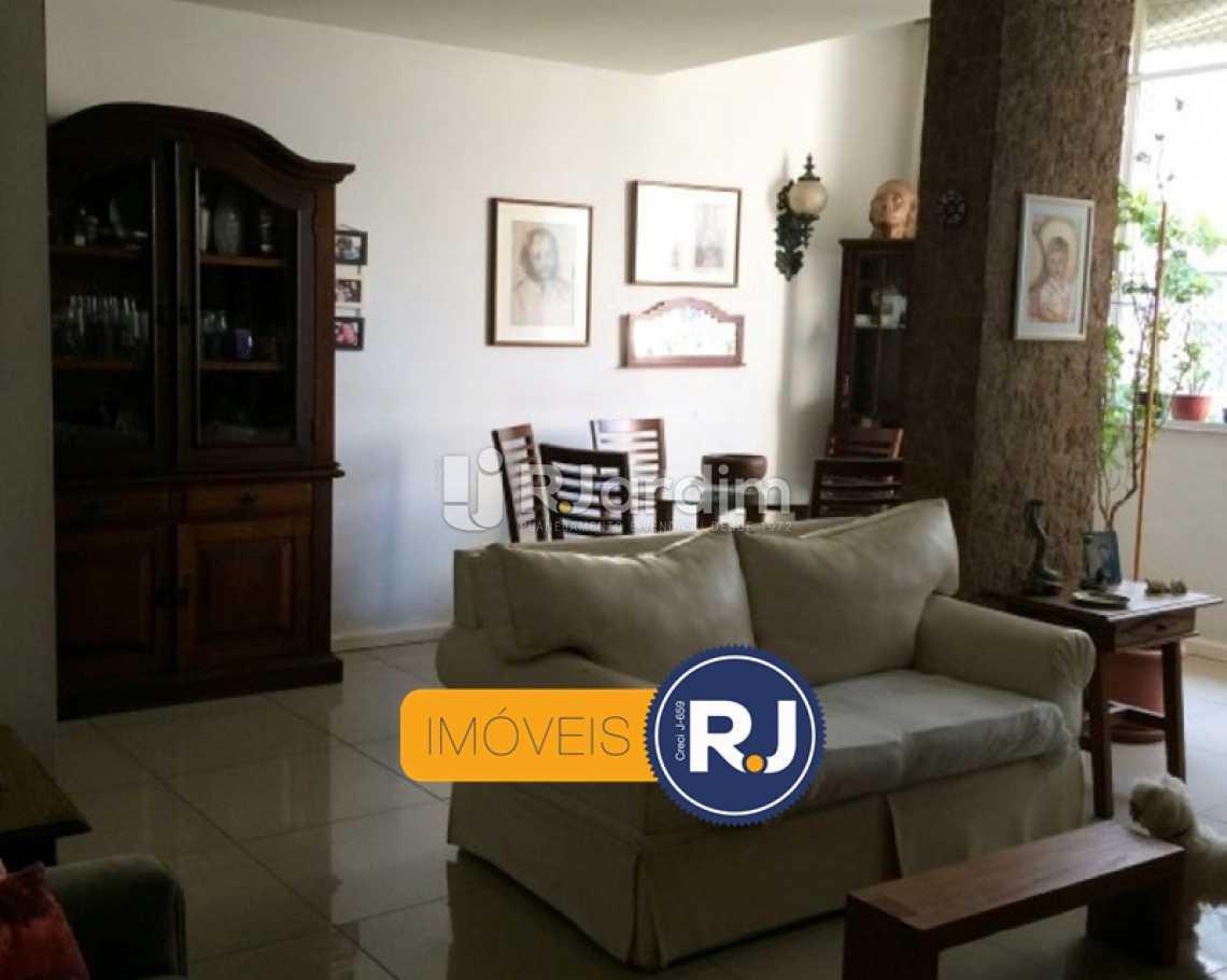 Sala  - Apartamento à venda Rua Voluntários da Pátria,Botafogo, Zona Sul,Rio de Janeiro - R$ 1.000.000 - LAAP30363 - 1