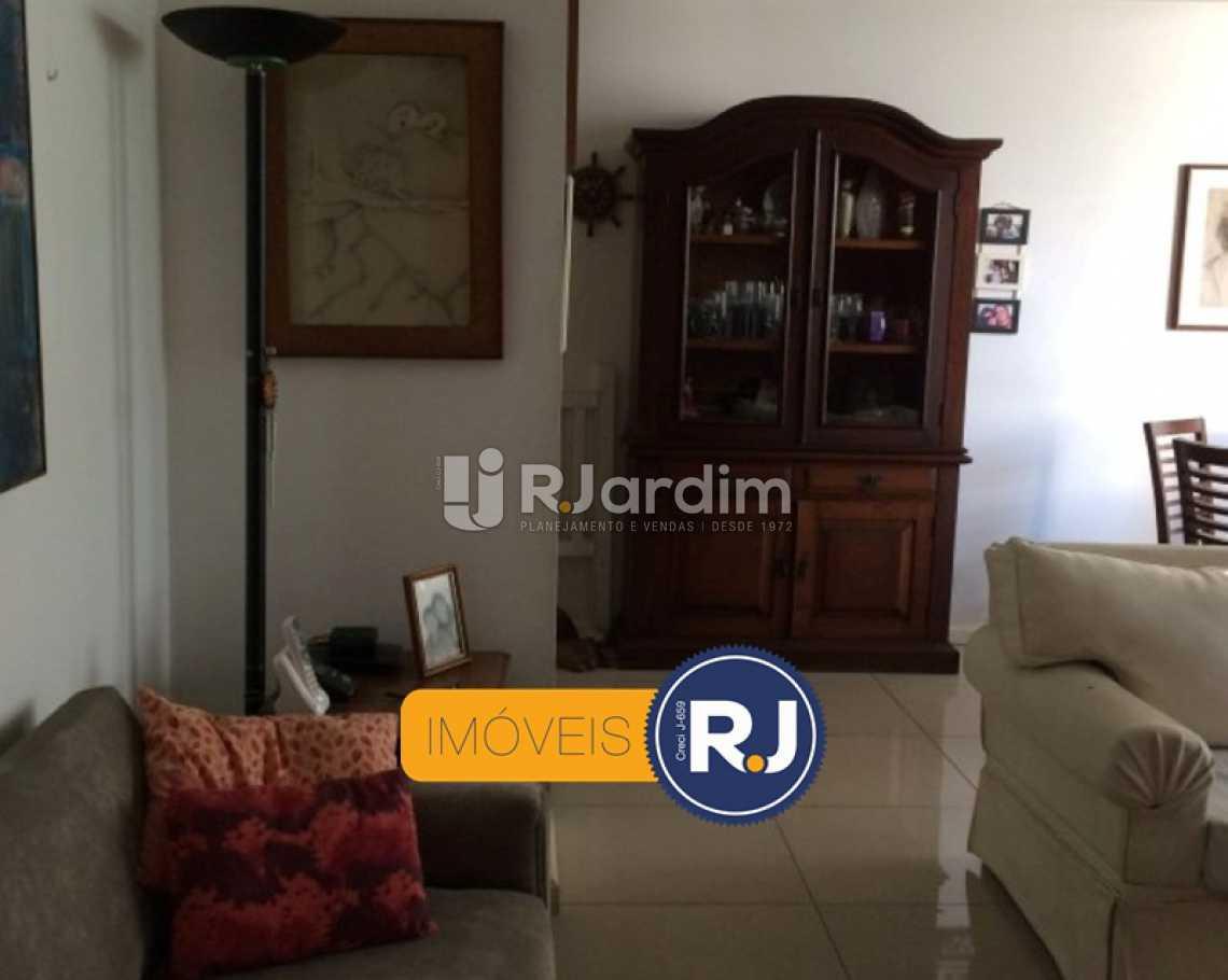 Sala - Apartamento à venda Rua Voluntários da Pátria,Botafogo, Zona Sul,Rio de Janeiro - R$ 1.000.000 - LAAP30363 - 4